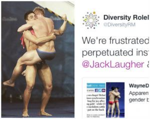 Why Has This Olympic Moment Caused A Homophobic Scandal?