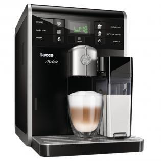 Saeco HD 8769/01 Moltio OneTouch (Kaffeevollautomat, schwarz) in der Kategorie Kaffeevollautomaten Standgeräte besonders günstig bei redcoon.de kaufen
