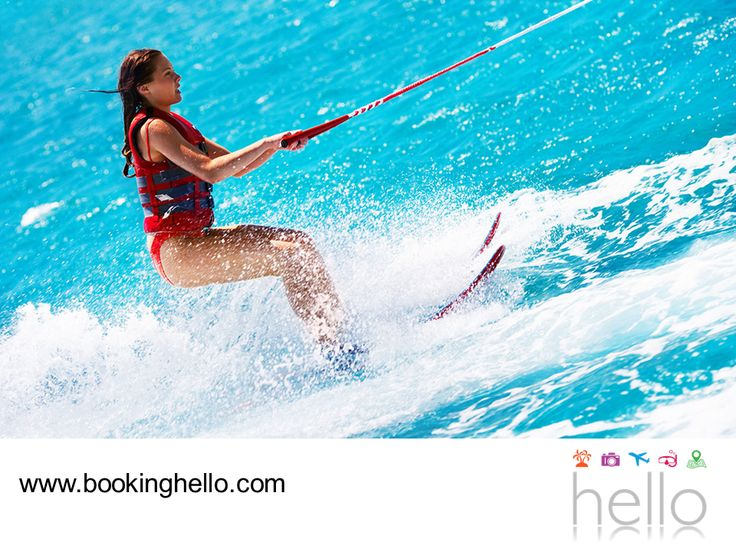 VIAJES EN PAREJA. Si algo tiene el Caribe mexicano, es que es el lugar perfecto para la práctica de los deportes acuáticos. El ski acuático es uno de los más divertidos pero de los que representa un gran reto, ya que exige buenos reflejos y equilibrio por la velocidad a la que se desplaza la tabla en el agua. Definitivamente una gran oportunidad para que tú y tu pareja, se atrevan a experimentar algo nuevo. En Booking Hello te invitamos a conocer nuestros packs all inclusive, para planear…