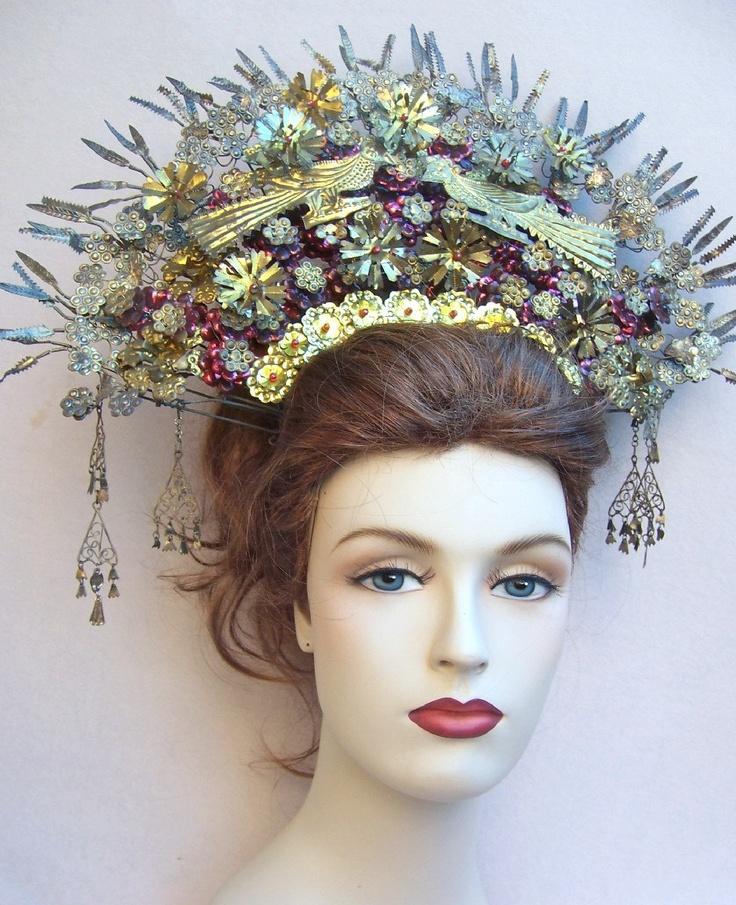 Best 25+ Wedding headdress ideas on Pinterest
