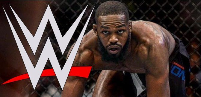 Is Jon Jones looking for a big WWE payday with Brock Lesnar feud?