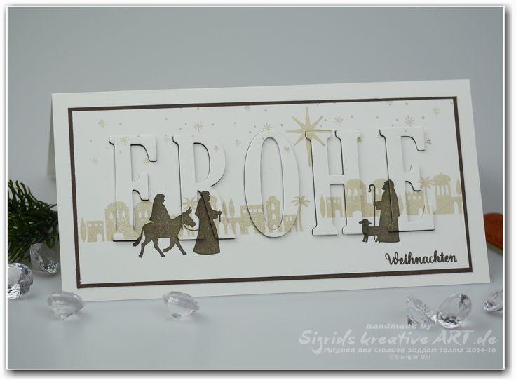 2219 best weihnachten images on pinterest christmas - Weihnachtskarten kreativ ...