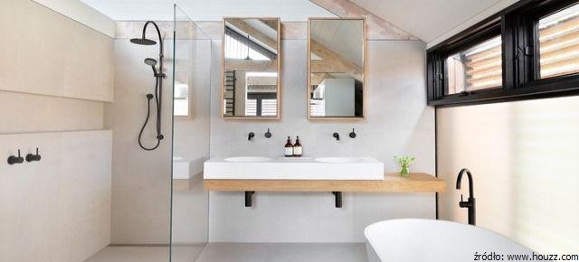 Dodatki do łazienki w skandynawskim stylu: oświetlenie, lustra i ozdoby