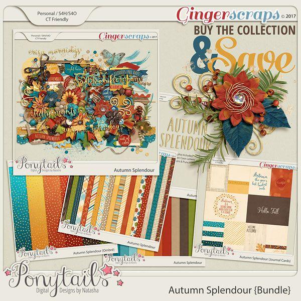 Autumn Splendour Bundle