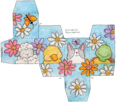 gift boxes, card envelops ~ katilbalina | decoupage pictures
