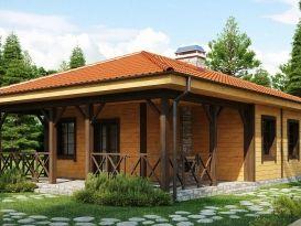#house #дома_из_бруса #строительство_домов  #homedesign #lifestyle #style #architecture  Дома из бруса под ключ недорого в Санкт-Петербурге - проекты и цены!
