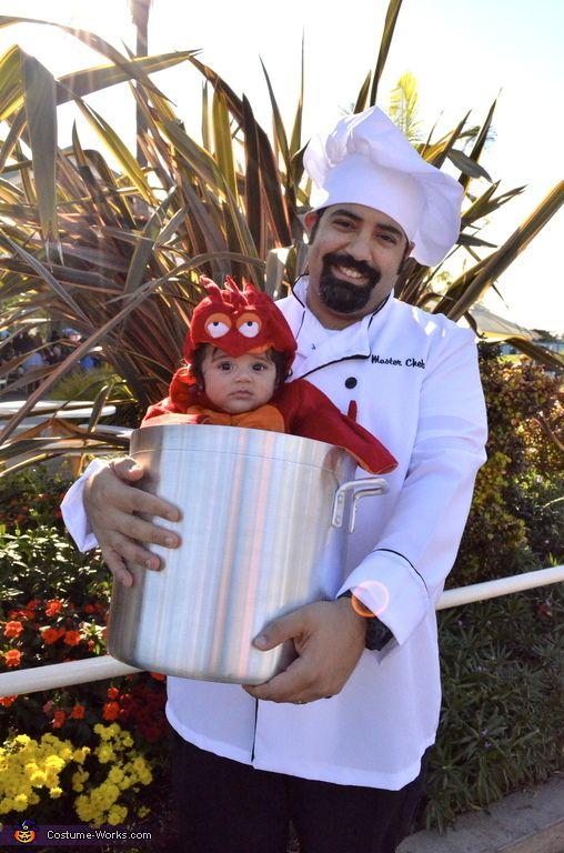 Cajun Lobster - 2013 Halloween Costume Contest