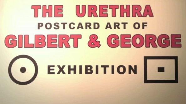 dicembre 2011 Gilbert & George Torino Pinacoteca Agnelli