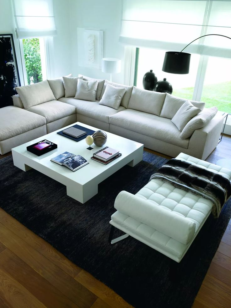 Louis Small is a modular sofa which is both elegant and stylish and complementary to any living space.