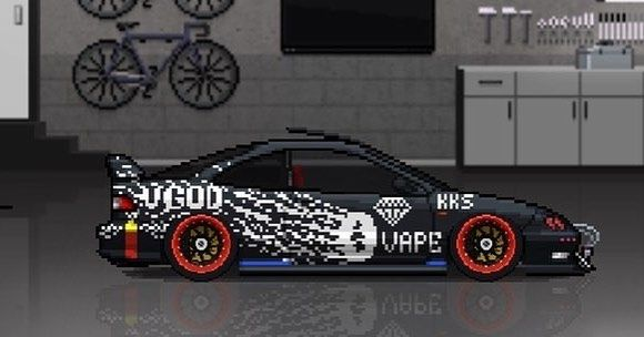 Hey guys the time has come! This is our build of the week! Im loving the livery so much! Today is special because I reached 400 followers! Comment down below if you are active on my Instagram! Credit to- @___fuckin_amazing  #car #speed #rims #build #pixelcarracer #fast #legend #turbo #engine #customized #racing #games #pixelated #tuner #exhaust #truck #mechanic #rally #tokyodrift #antique #classic #modern #exhaust #pixel #favorite