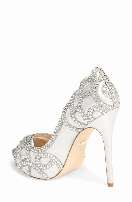 6111b783e3fd9 ▷ 1001 + Idées pour une chaussure femme pour mariage + les ornements