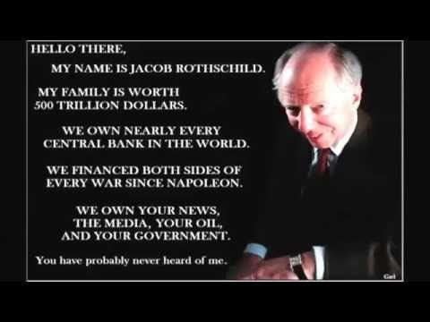 13 satanských pokrvných dynastií manipuluje svet