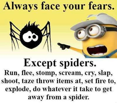 yep.... all but those devil creatures!!