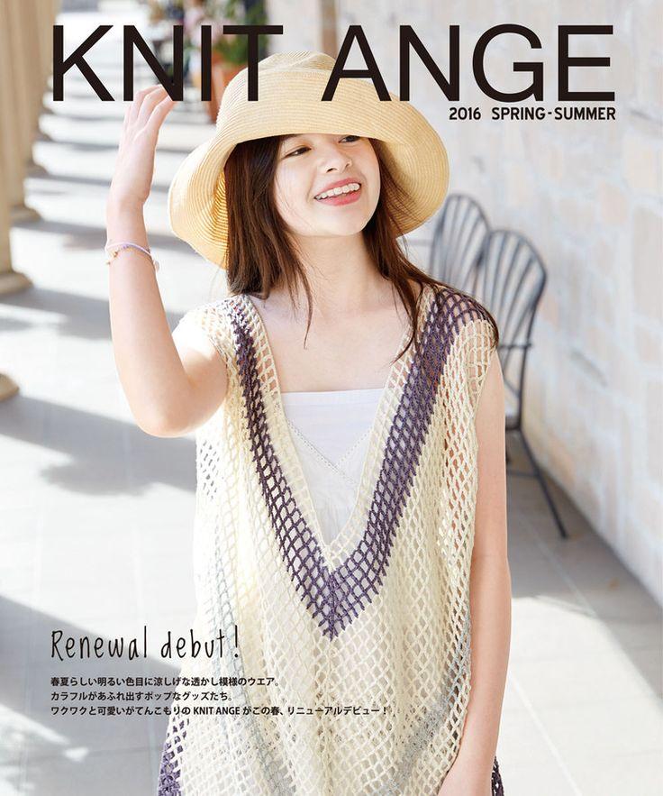 Knit Ange Spring-Summer 2016 - 轻描淡写 - 轻描淡写