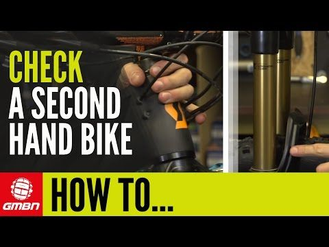 Video: How To Check A Second-Hand Bike – Essential Mountain Bike Maintenance | Singletracks Mountain Bike News