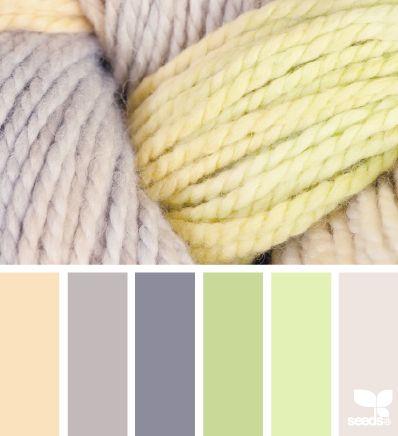 color yarn - design seeds