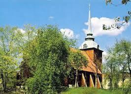 allhelgonakyrkan - liten kyrka på söder