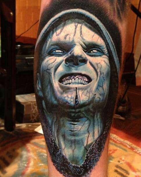 http://tattoomagz.com/scary-tattoos/blue-scary-tattoo/