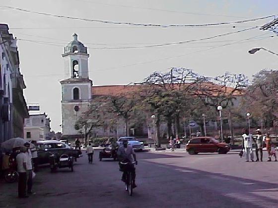 Plaza, Guanabacoa (La Habana, Cuba)