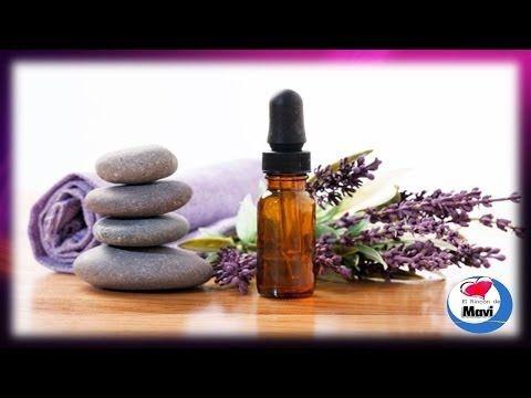 ▶ Como hacer aceite de lavanda casero - Cosmetica natural - YouTube