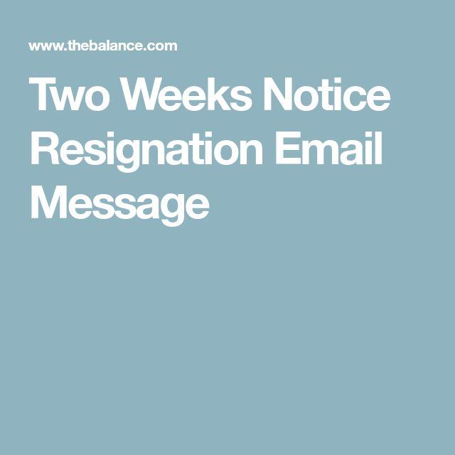 25+ de idei unice despre Resignation sample pe Pinterest - 2 weeks notice sample