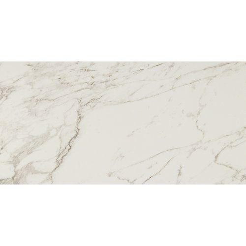 "bathroom - Found it at AllModern - Pietra Carrara 12"" x 24"" Porcelain Field Tile in White"