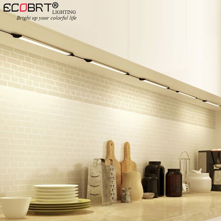 New 12v LED Linear Cabinet Lights in Kitchen Aluminum Strip light 30cm Long 3W SMD3528 led strips accent Lights 6pcs/lot. Yesterday's price: US $82.65 (68.05 EUR). Today's price: US $51.24 (42.27 EUR). Discount: 38%.