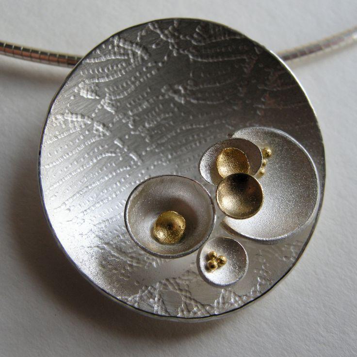 Garden Necklace | Contemporary Necklaces / Pendants by contemporary jewellery designer Dot Sim