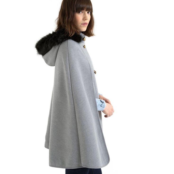 1000 id es sur le th me cape femme sur pinterest poncho femme manteau cape femme hiver et. Black Bedroom Furniture Sets. Home Design Ideas
