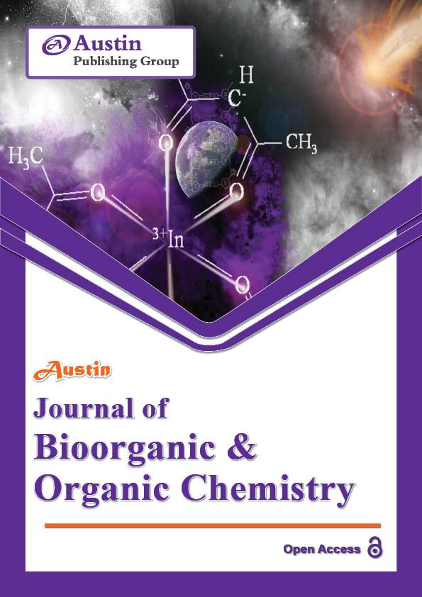 Austin Journal of Bioorganic & Organic Chemistry is a peer reviewed, open access journal publishes manuscripts in the following areas but not limited to structures, synthesis, kinetics, organic synthesis, physical organic chemistry, supramolecular chemistry and chemical biology.