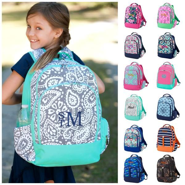 Personalized Backpack Bookbag Kids School Tote Bag - perfect backpack for kids including monogrammed name or monogram / Personalized Backpacks / Monogrammed Backpacks / Personalized Backpack / Monogrammed Backpack / Kids Backpacks / Cute Backpacks / Cute Backpack / Backpacks Cute / Monogrammed Bookbags / Backpacks for School / Backpacks for Teens / Backpacks for Kids / Backpacks School / Kids Backpack / Kids Bookbags / Personalized Bookbag / Personalized Bookbags / Backpacks Girls