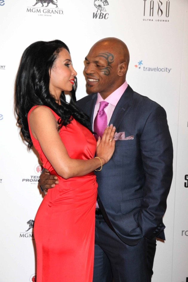 Mike Tysons Wife Files Lawsuit Against Stalker