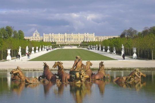 château de versailles - France