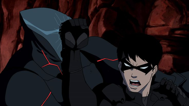 Nightwing Young Justice Wiki | Nightwing (Young Justice) - Batman Wiki