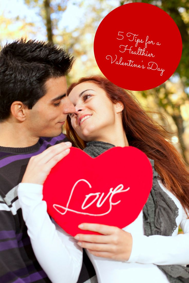 Valentine's Day is not always the healthiest holiday. Here are 5 tips for a healthier Valentine's Day