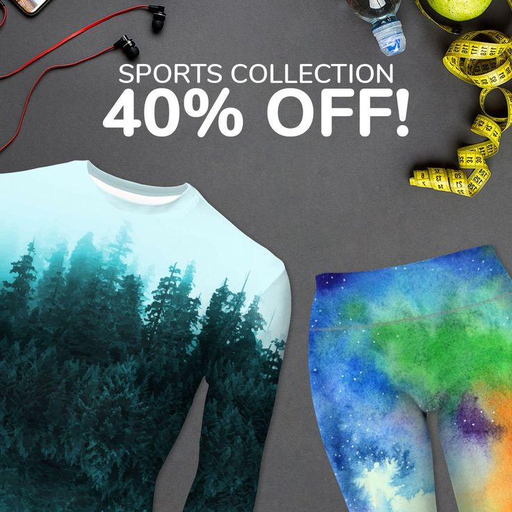 Sports collection 40% OFF at Live Heroes! Only for 24 hours! Check it here: https://liveheroes.com/en/shop/sport/rashguard-longsleeve?special=featured