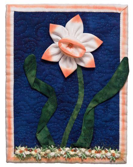 ~ Martingale - More Fabulous Flowers (Print version + eBook bundle)