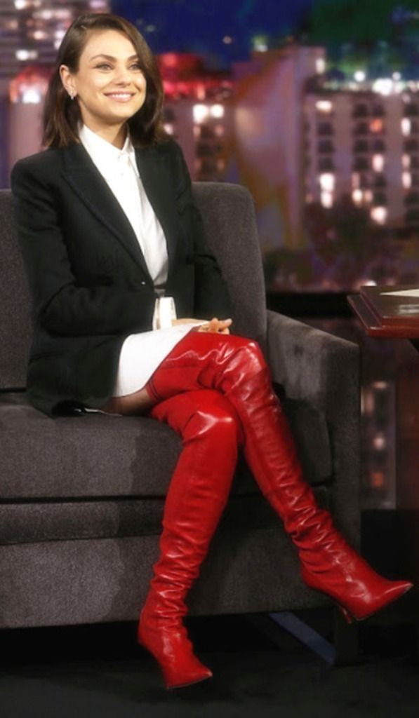 Thigh High Boots Boots That Rise Above The Knee Complements The Woman S Figure And Makes Her Legs Look Longer High Knee Boots Outfit Boots High Boots Outfit