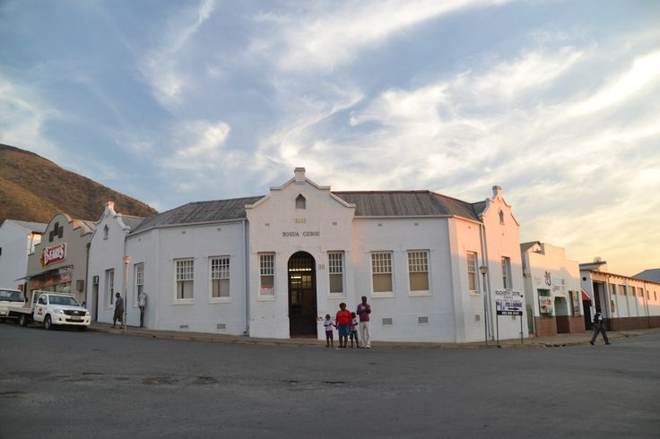 The old gold mining town Barberton, in Mpumalanga, South Africa, has lots of picturesque colonial buildings. It is worth a stop for a few...