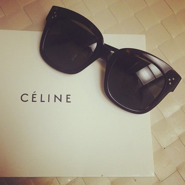 79acb85dae6 Celine New Audrey sunglasses...most likely going to get these