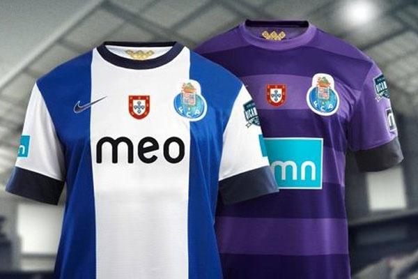 Οι νέες εμφανίσεις της Πόρτο για τη σεζόν 2012-2013