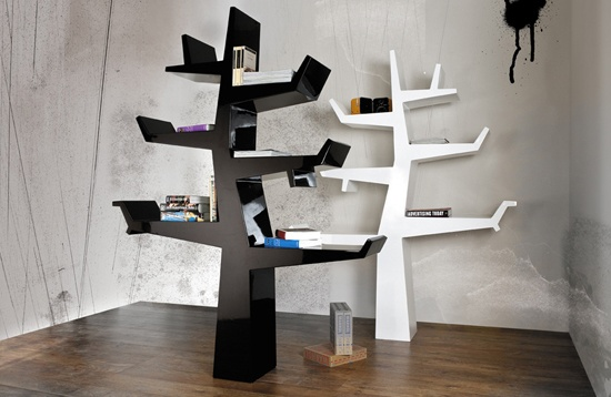 Captivating Organic Shelf Designs That Look Like Trees Or Tree Branches For Kids And  Adults. Forget Boring Storage, We Love These Designer Bookshelves  Resembling Trees ... Good Looking
