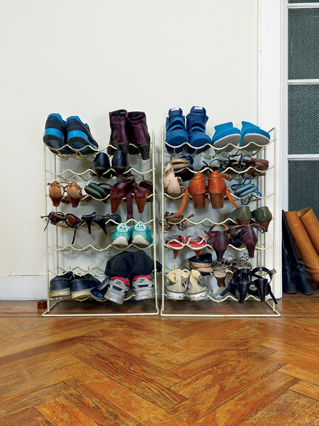 Shoe Racks And Organizers Gorgeous 154 Best Home Shoe Organizer Images On Pinterest  Good Ideas Review
