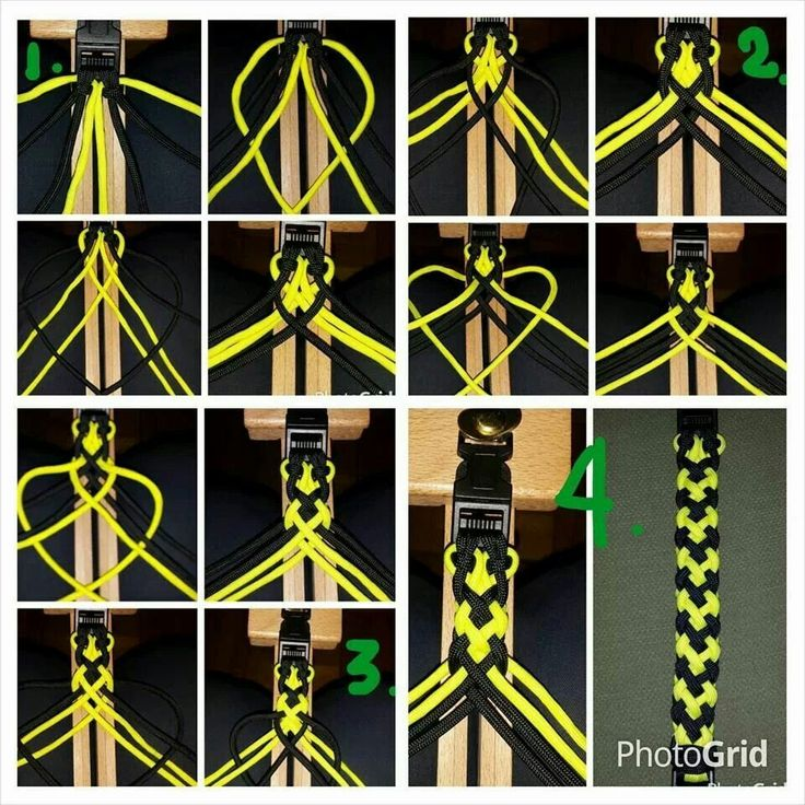 How To Make A Paracord Bracelet Pictures, Photos, and Images for Facebook, Tumblr, Pinterest, and Twitter