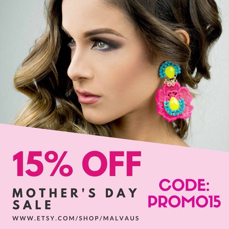 MOTHERS DAY SALE!!!!! Code: PROMO15  Ships immediately! GET YOURS!