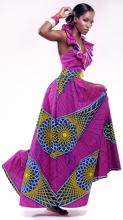 Love the pattern and colors!  Check out Latest Ankara Styles and  dresses >> http://www.dezangozone.com/