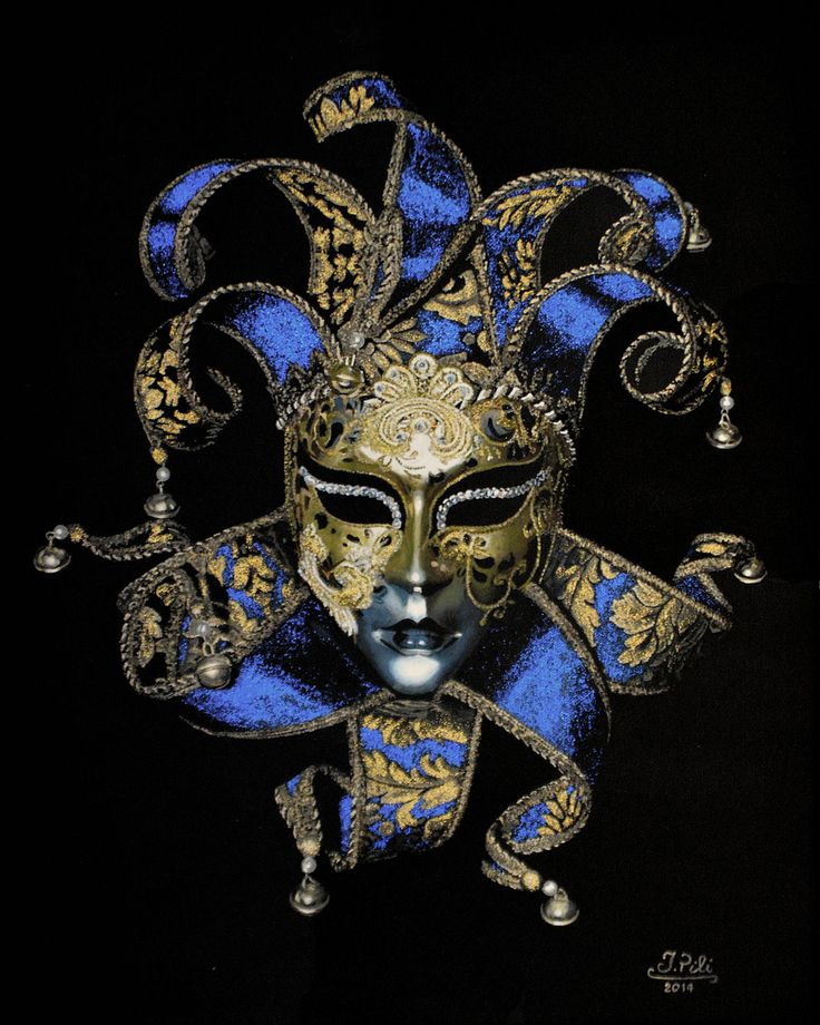 View Venetian mask by Ivan Pili. Browse more art for sale at great prices. New art added daily. Buy original art direct from international artists. Shop now