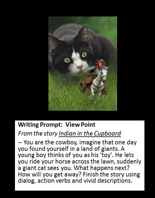 Writing Prompt: Fantasy