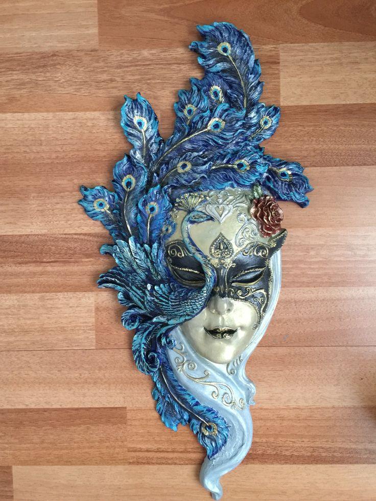 Polyester mask boyama #polyestermask#mask#polyester#boyama