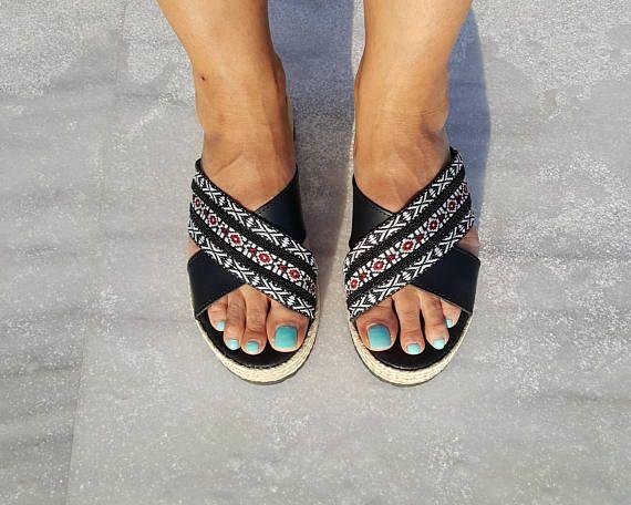 Handmade Sandals Greek Sandals Leather Sandals Boho Sandals